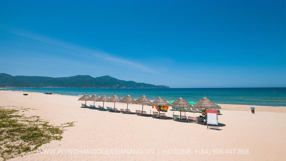 Bãi biển Mỹ Khê Kết Nối Wyndham Soleil Đà Nẵng