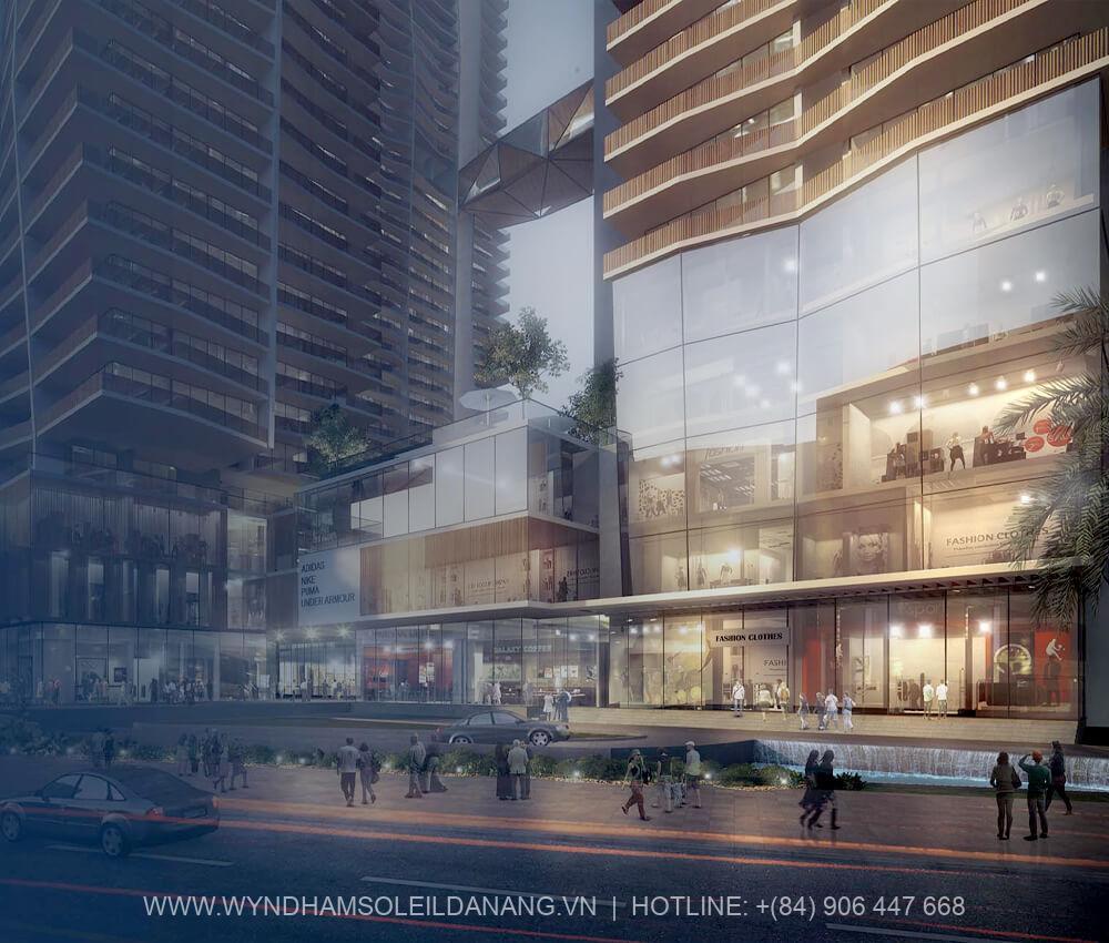 Khu hội nghị Dự án Wyndham Soleil Đà Nẵng – Căn hộ Soleil Ánh Dương Đà Nẵng