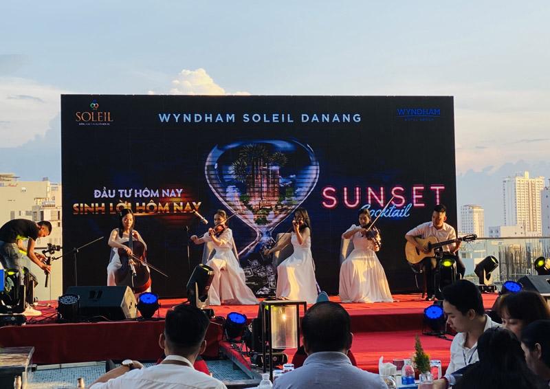 Lễ giới thiệu tòa Ethereal dự án Wyndham Soleil Đà Nẵng