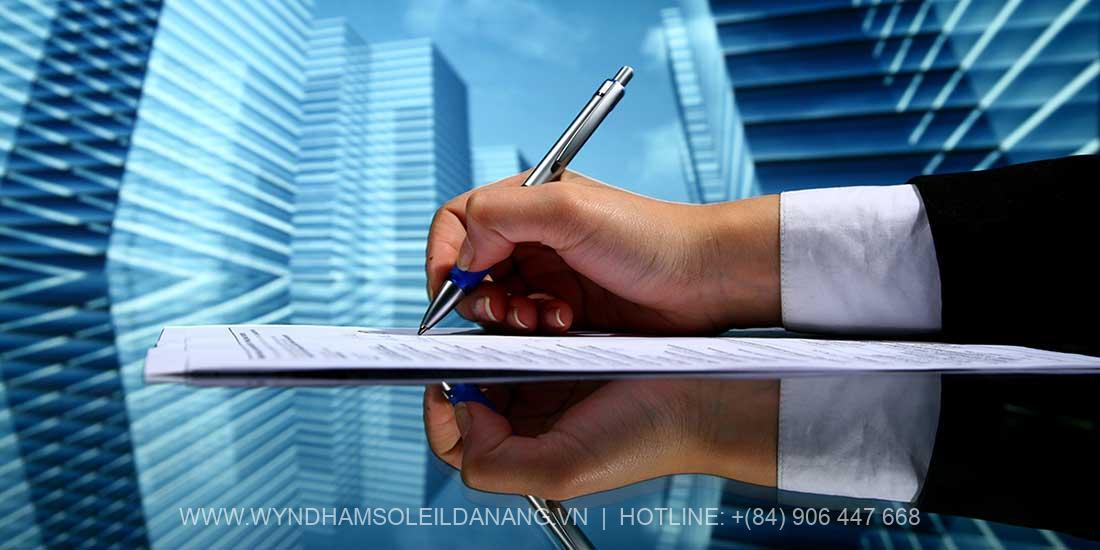 Pháp lý dự án Wyndham Soleil Đà Nẵng