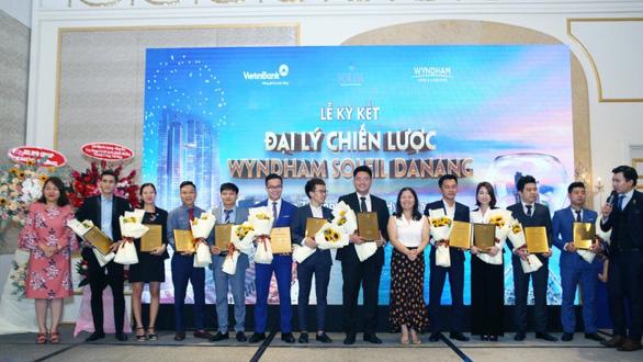 Lễ kí kết đại lý chiến lược tổ hợp Wyndham Soleil Danang