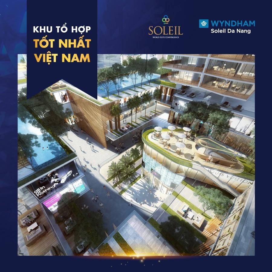 Giải thưởng danh giá Khu tổ hợp tốt nhất Việt Nam