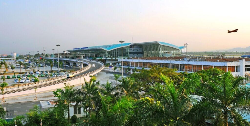 San bây quốc tế Đà Nẵng