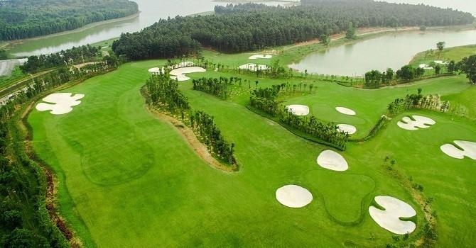 Sân golf Phúc Tiến Hòa Bình - PPC An Thịnh