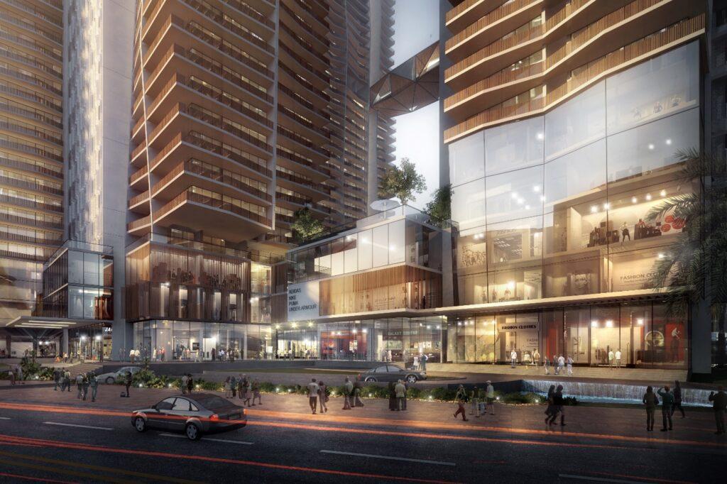 Trung tâm thương mại Wyndham Soleil Danang