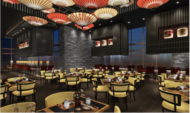 Nhà hàng ẩm thực Wyndham Soleil Danang