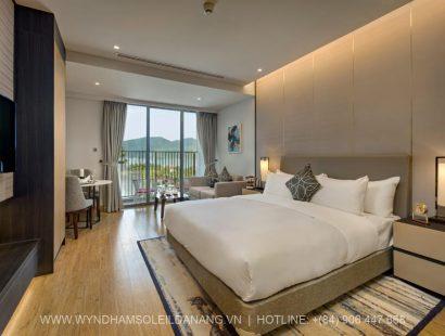 Căn hộ 1 phòng ngủ Dự án Wyndham Soleil Đà Nẵng – Căn hộ Soleil Ánh Dương Đà Nẵng
