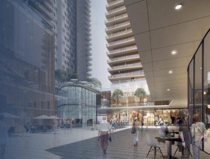 Trung tâm thương mại Dự án Wyndham Soleil Đà Nẵng – Căn hộ Soleil Ánh Dương Đà Nẵng